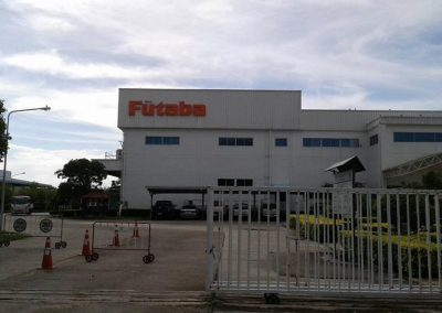 โรงงาน FUTABA นิคมอุตสาหกรรมเวลล์โกล